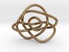 Ochiai unknot (Circle) 3d printed