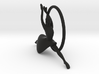 Ballerina Uplifting 3d printed