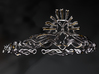 Cersei's Crown 3d printed Rendered image of the crown.