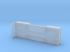1/87th 24 foot Tire Service or utility Flatbed 3d printed