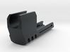 1:6 scale H&K USP Match compensator 3d printed