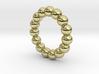 Infinite Spheres Ring 3d printed