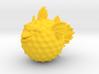 BlowFish Lamp 3d printed