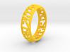 Sun Princess Ring 3d printed