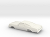 1/32 1973 Chevrolet Chevelle Coupe 3d printed