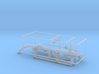 1/64th Oil Pipeline Pig Launcher station 3d printed