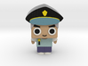 Policeman 3d printed