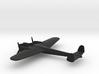 Dornier Do 17P (w/o landing gears) 3d printed