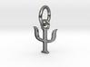 Psy (or Psi) Psychology Charm, fits Pandora bracel 3d printed