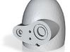 Laputa Robot Head Pendant 3d printed