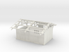 Gare TPT / TPT station building 00 scale 1:76 3d printed