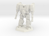 Mecha- Hunter (1/285th) 3d printed