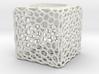 Candel Holder Voronoi 3d printed