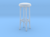 Printle Thing Barstool 01 - 1/24 3d printed