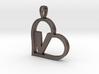 Alpha Heart 'V' Series 1 3d printed