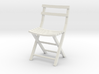 Bistro Chair various scales 3d printed