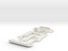 Chassis for Scalextric Ferrari F40 3d printed