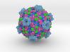 Cypovirus 3d printed