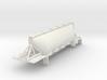 000553 Silo 40 Dry Bulk Trailer 3d printed