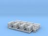 SET Office furniture (N 1:160) 3d printed
