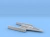 R5 Clone Wars Y-wing Variant 1/270 3d printed