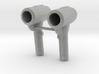 Handle extension for MOTUC Castle Grayskull Turret 3d printed