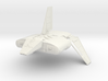 Sentinel Shuttle 3d printed