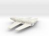 Zeta Class Cargo Shuttle 3d printed