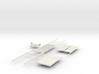 HOF022 - Accessories for castle gate tower HOF021 3d printed