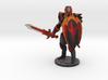 Dragon-Knight 3d printed