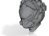 IMC Pilot Head (TitanFall) 3d printed