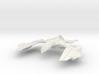 Romulan GunHawk Class  B WarCruiser Big 3d printed