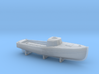1/350 DKM Boat 11m Launch 3d printed
