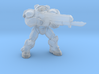 1/72 Raynor Terran Commander 3d printed
