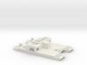 1/600 Siebel Ferry 40 Heavy Flak 3d printed