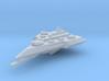 Wedget-Battlecruiser 3d printed