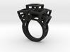 Kubusring-2 / Cubesring-2 layers 3d printed