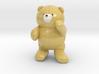 Pocket bear 3d printed