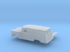 1/160 1960-61 Chevrolet Panel Van Split Doors Kit 3d printed
