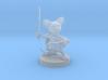 Mousefolk Fighter 3d printed