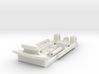 Chassis for Scalextric Mini CLUBMAN 1275GT 3d printed
