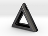 Chisel ::: Triangle Pendant ::: v.01 3d printed