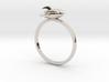 Mini Rocket Ring 3d printed
