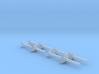 """AAM-N-3/AIM-7B """"Sparrow II"""" (Quad Pack) 3d printed"""