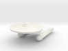 Ptolemy class tug  with out cargo pod 3d printed