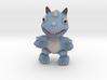 Blue Dragon 3d printed