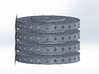 TAMIYA 1:12 MP4-6 BRAKE DISC-EQUAL 3d printed CAD Model
