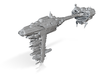 1/2256 Nebulon B Escort/Medical Frigate 3d printed