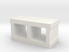 1/10 Concrete Block 3d printed