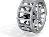 Wheel Water 3d printed